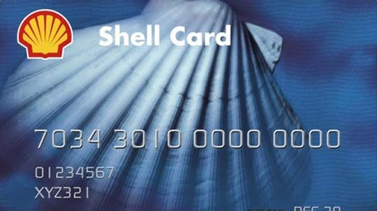 Карта Shell Card
